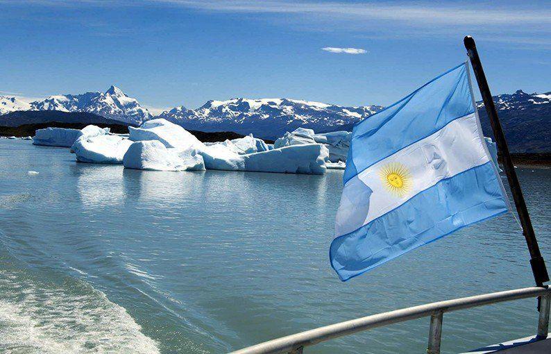 Informe oficial: la superficie de glaciares en Argentina es de casi 8.500 km cuadrados