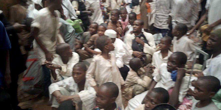 Rescataron a cientos de niños encadenados en un reformatorio islámico