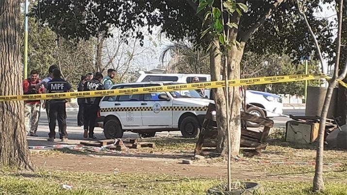 Aprehendieron a la acompañante del taxista asesinado