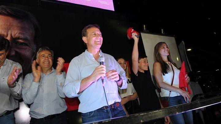 Elecciones Mendoza: El radical Rodolfo Suárez de Cambiemos ganó y es el nuevo gobernador