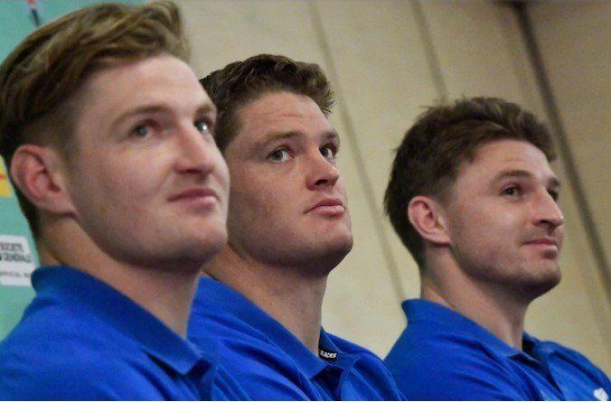La historia de los tres hermanos que jugarán para los All Blacks en el Mundial de Japón