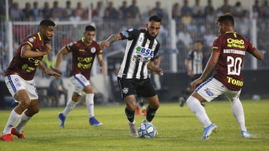 Central Córdoba venció a Godoy Cruz en Santiago del Estero