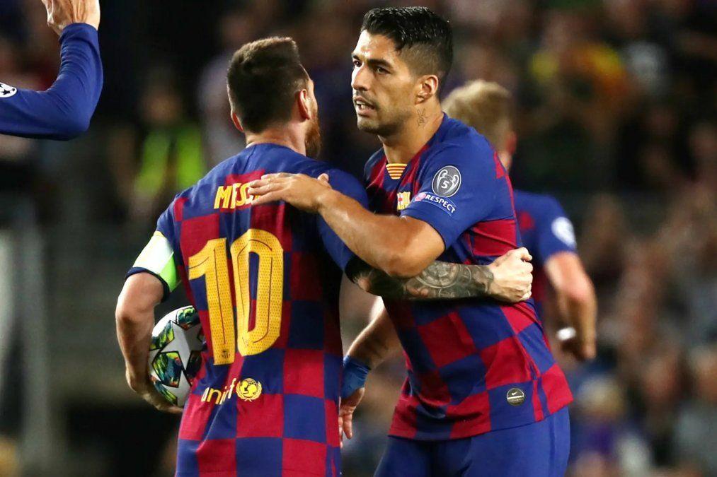 Barcelona revirtió el mal comienzo y venció a Inter
