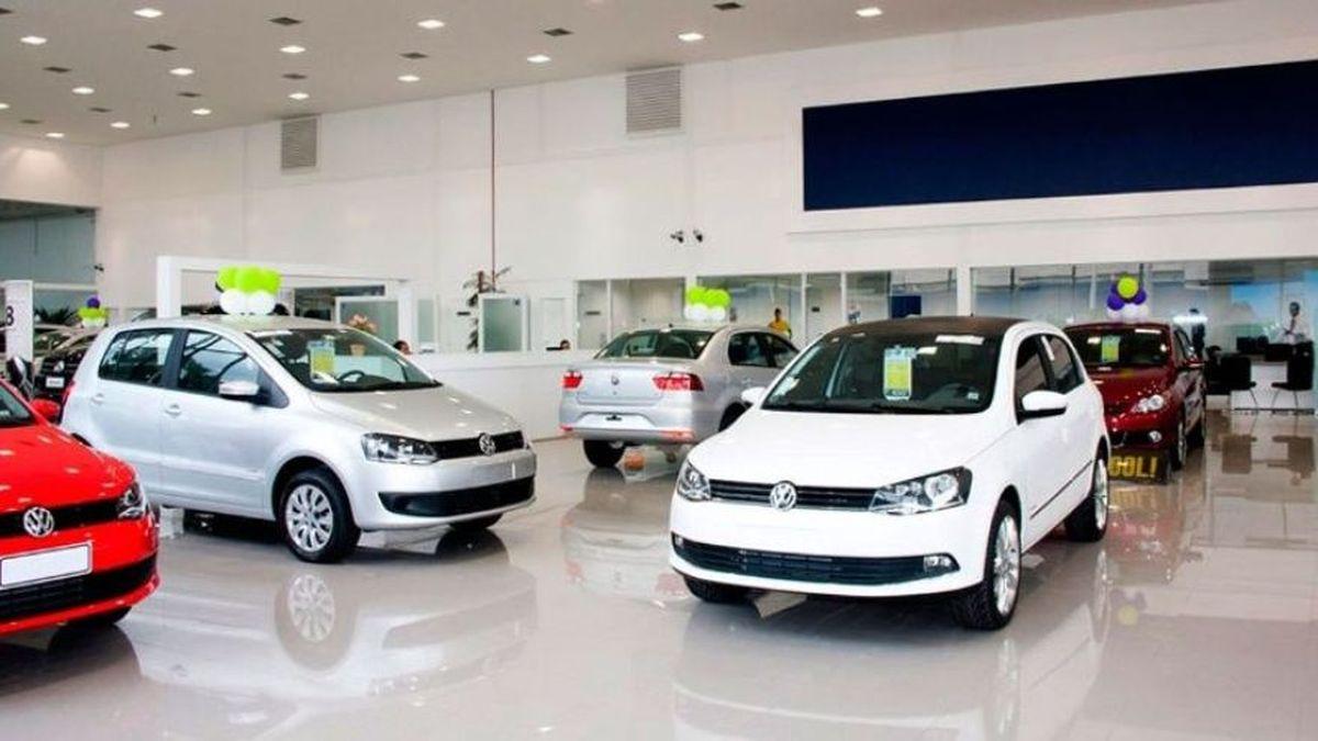 Argentina, entre los países que vende menos autos por habitante