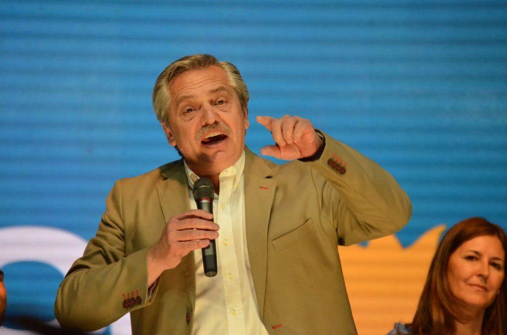 El ganador de las PASO emitió su pedido por declaraciones radiales.