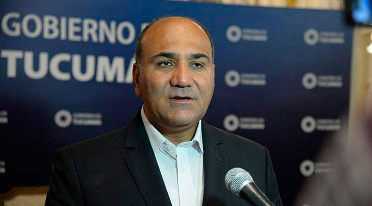 Manzur celebró el fallo de la Corte a favor de las provincias.
