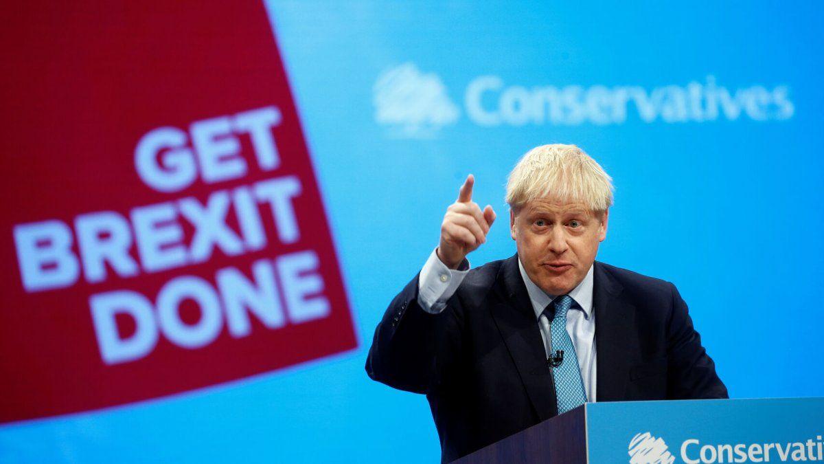 Boris podría pedir una postergación del Brexit