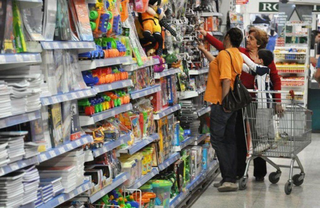 Las ventas minoristas cayeron 14,5% interanual en septiembre