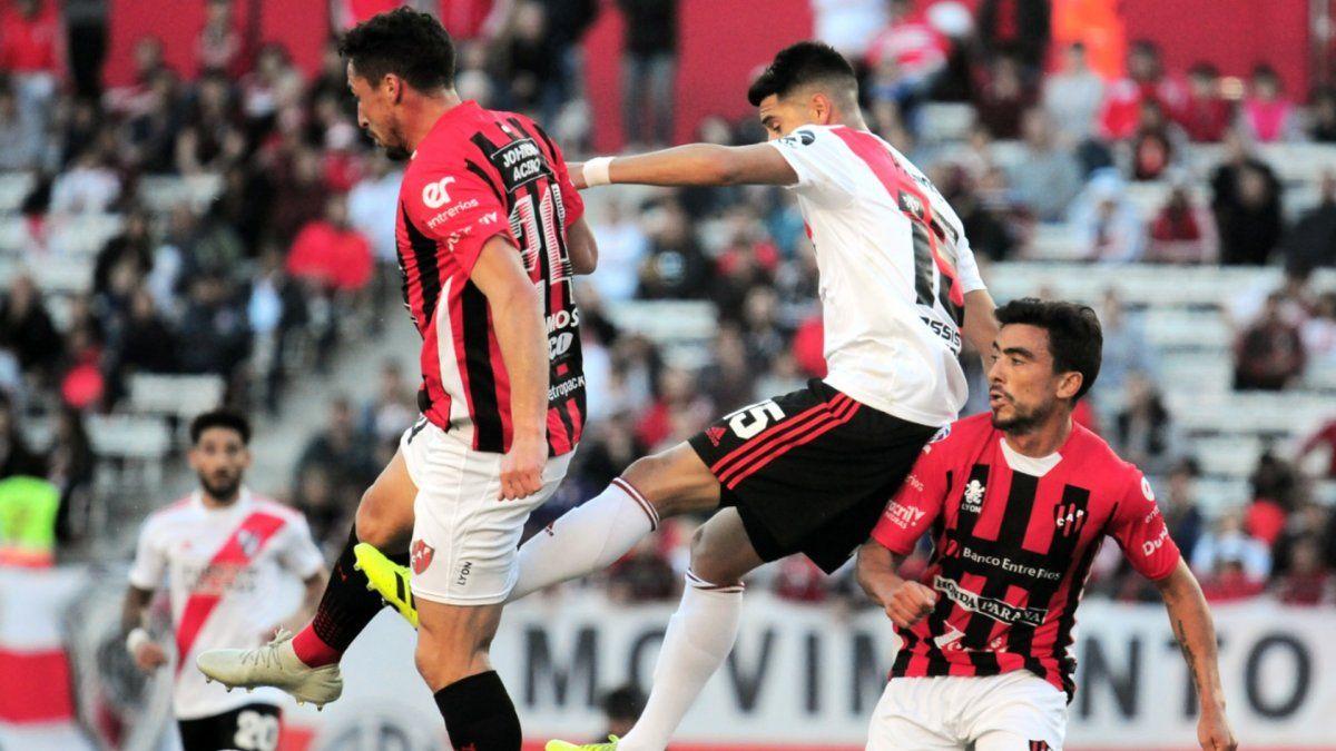 River venció a Patronato por 2 a 0 en el Monumental por la fecha 9