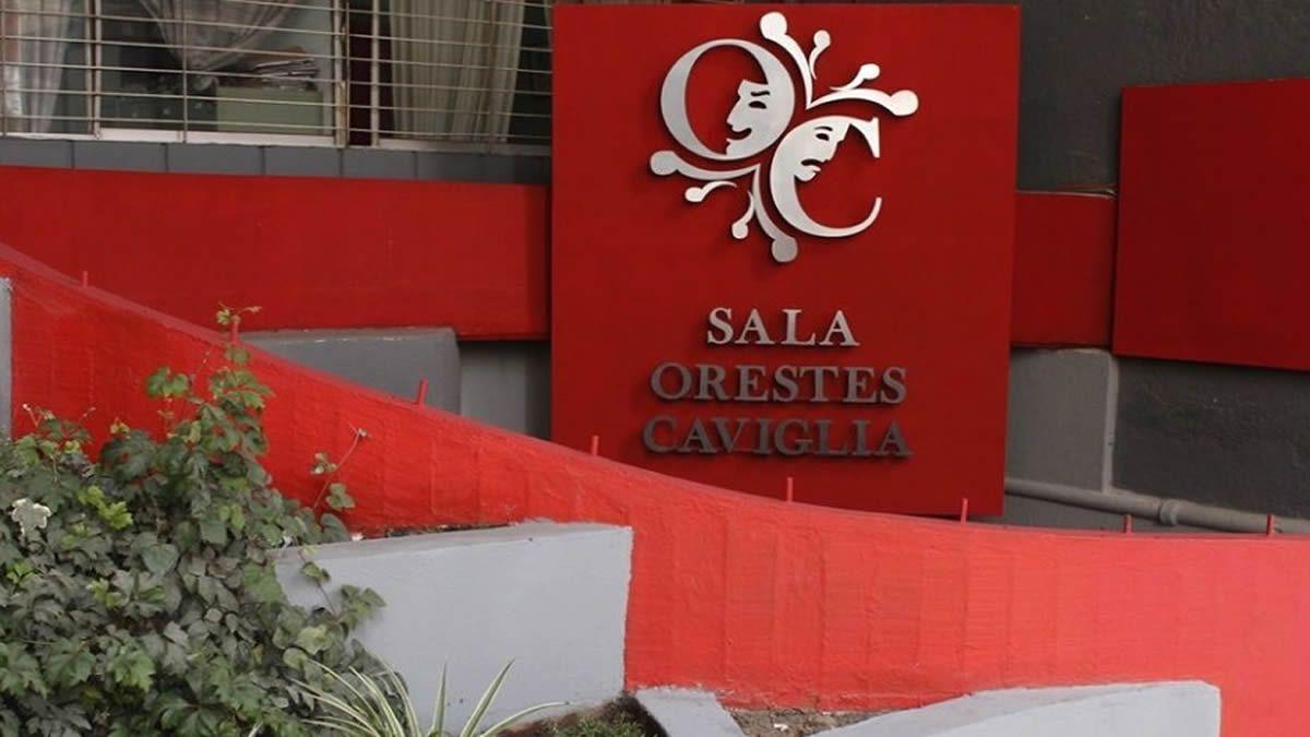 Sala Orestes Caviglia (San Martín 251
