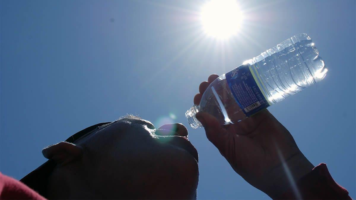 Se esperan altas temperaturas para toda la semana.