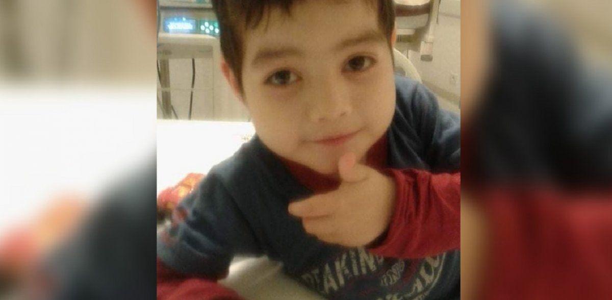El niño de 4 años estuvo en emergencia nacional hasta ayer.El niño es del Chaco y lo derivaron al Hospital Italiano por la gravedad de su caso.