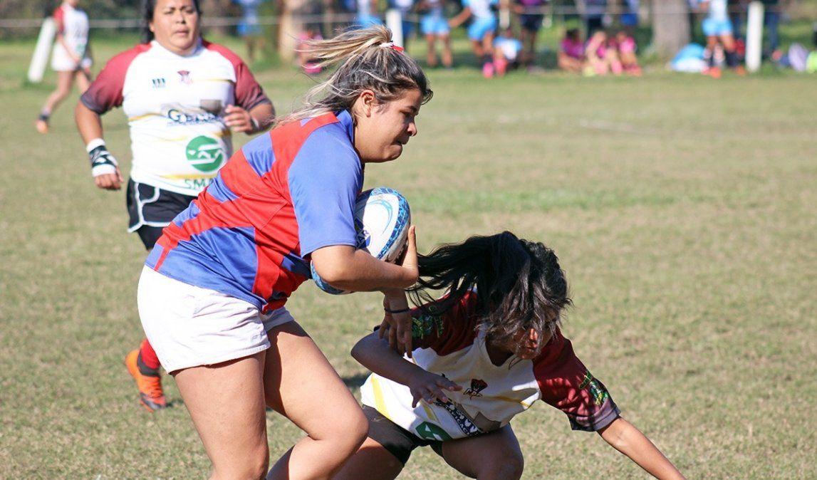 Se disputará el Nacional de Clubes de Rugby Femenino.