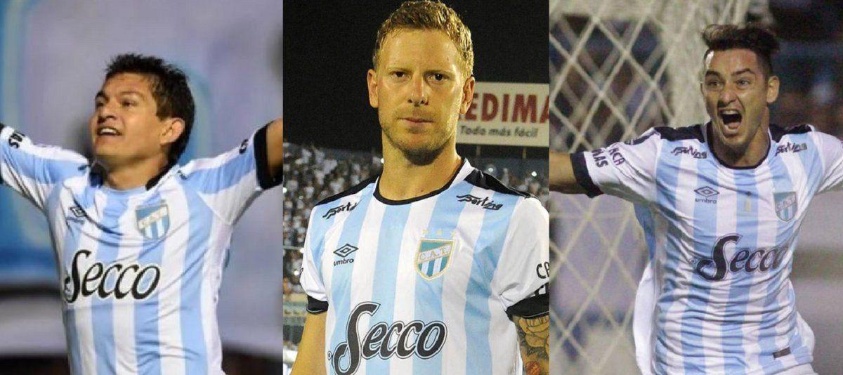 ¿Atlético puede repatriar al Pulga, Menéndez y Zampedri?