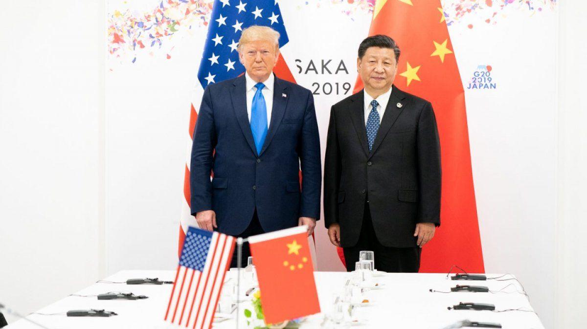 China detalló avances en la negociación con EE.UU.
