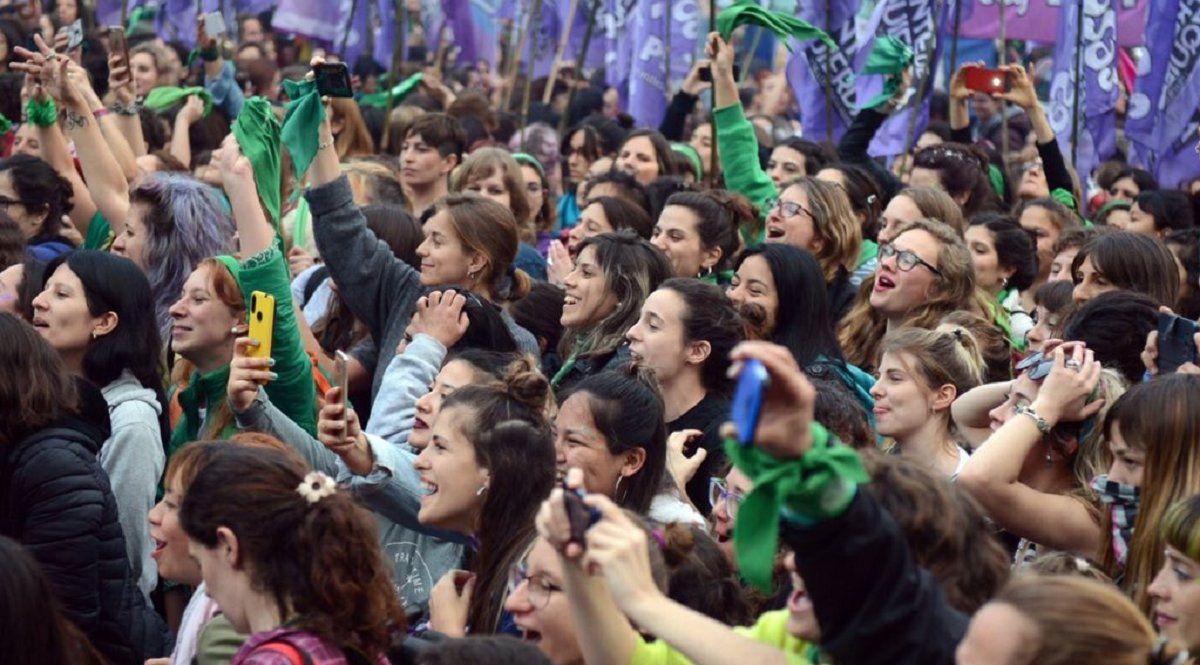El Encuentro de Mujeres comenzó sin acto oficial de apertura