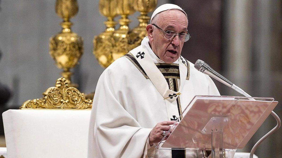 El papa Francisco pide la paz social en Ecuador