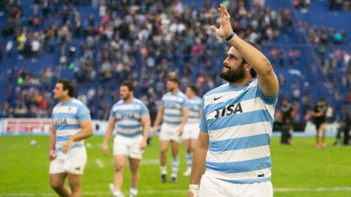 Juan Figallo anunció su retiro de Los Pumas