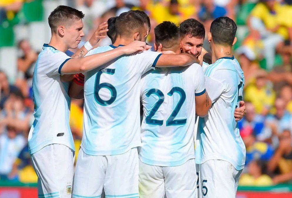 Argentina cerró la Fecha FIFA: aplastó 6-1 a Ecuador