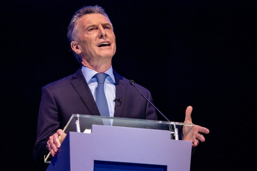 Mauricio Macri no hizo una autocrítica.