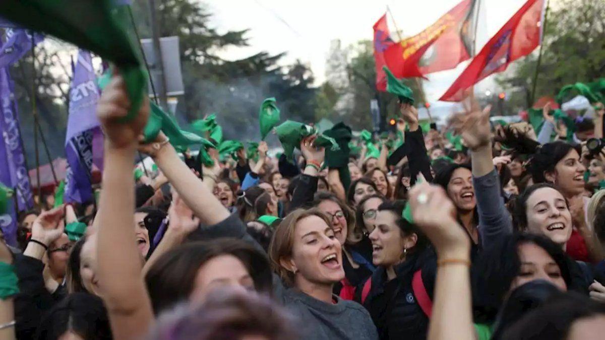 Más de 200 mil mujeres participaron del 34° Encuentro Nacional