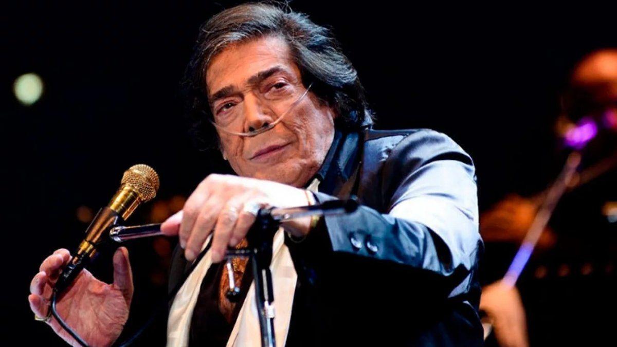 A los 77 años, falleció el cantante Cacho Castaña