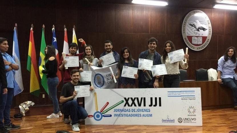 Jóvenes investigadores viajarán a Brasil