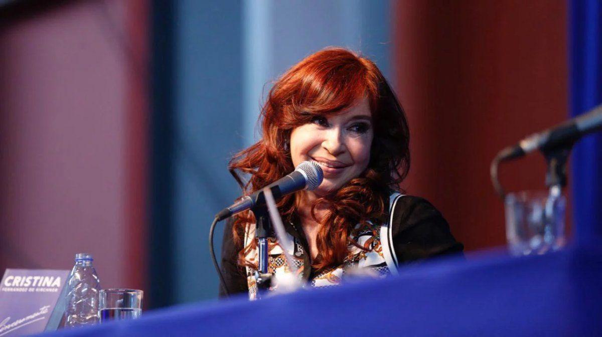La candidata a vice por el Frente de Todos habló en sus redes sociales de la polémica frase que lanzó Macri.