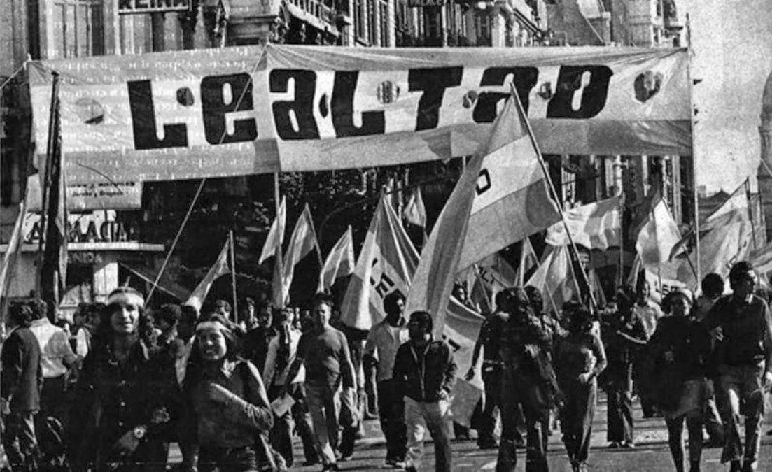 Tucumán y su participación en el Día de la Lealtad Peronista
