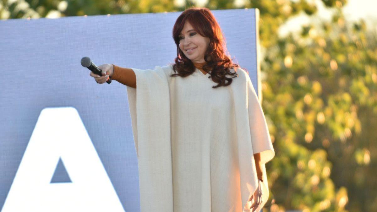 Cristina Kirchner pidió que nunca más haya un gobierno neoliberal