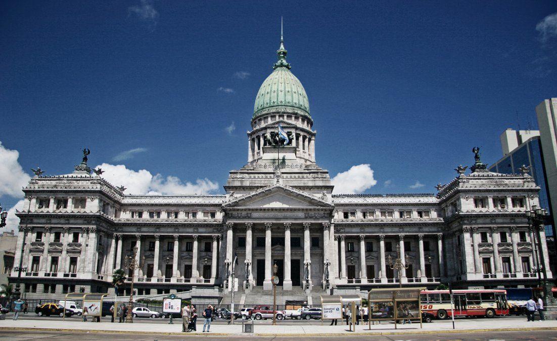 El 70% de los argentinos no está satisfecho con el trabajo del Congreso
