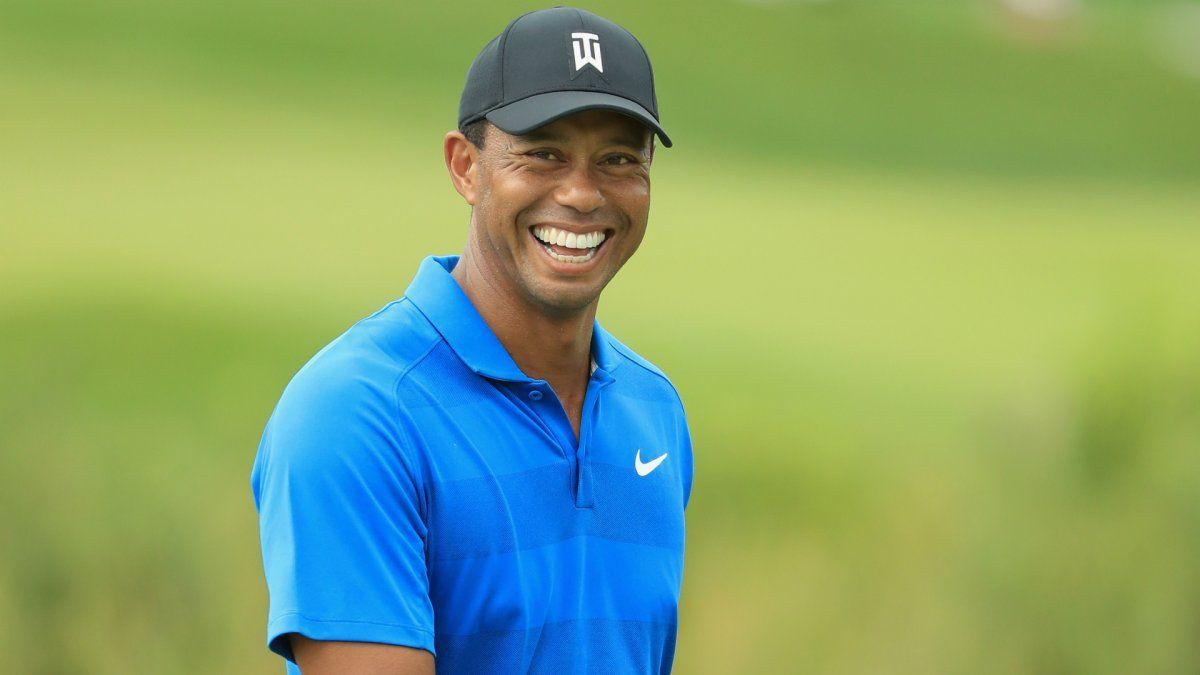 Tiger Woods es el mejor jugador de golf de la historia