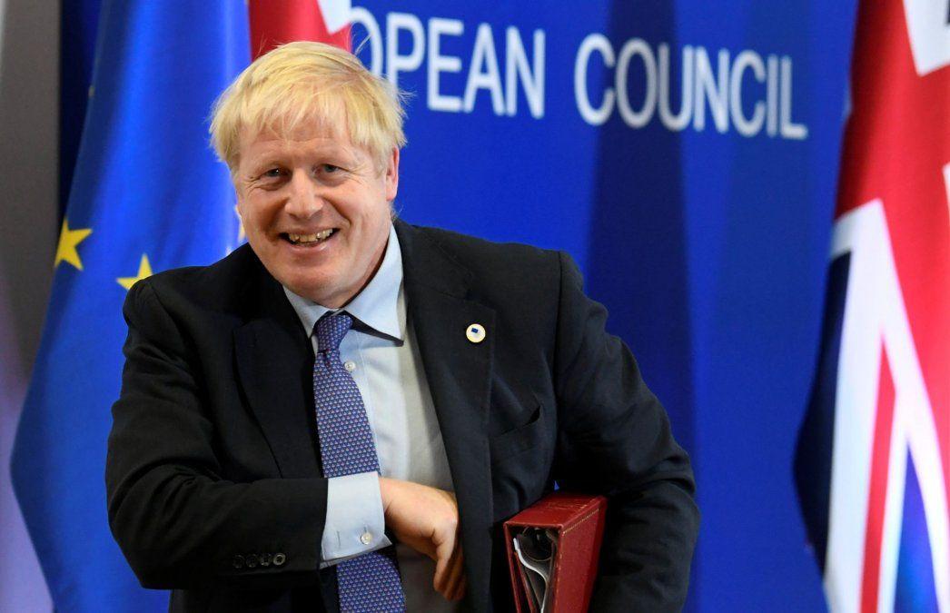 Boris Johnson confía en que el Parlamento apoyará el acuerdo
