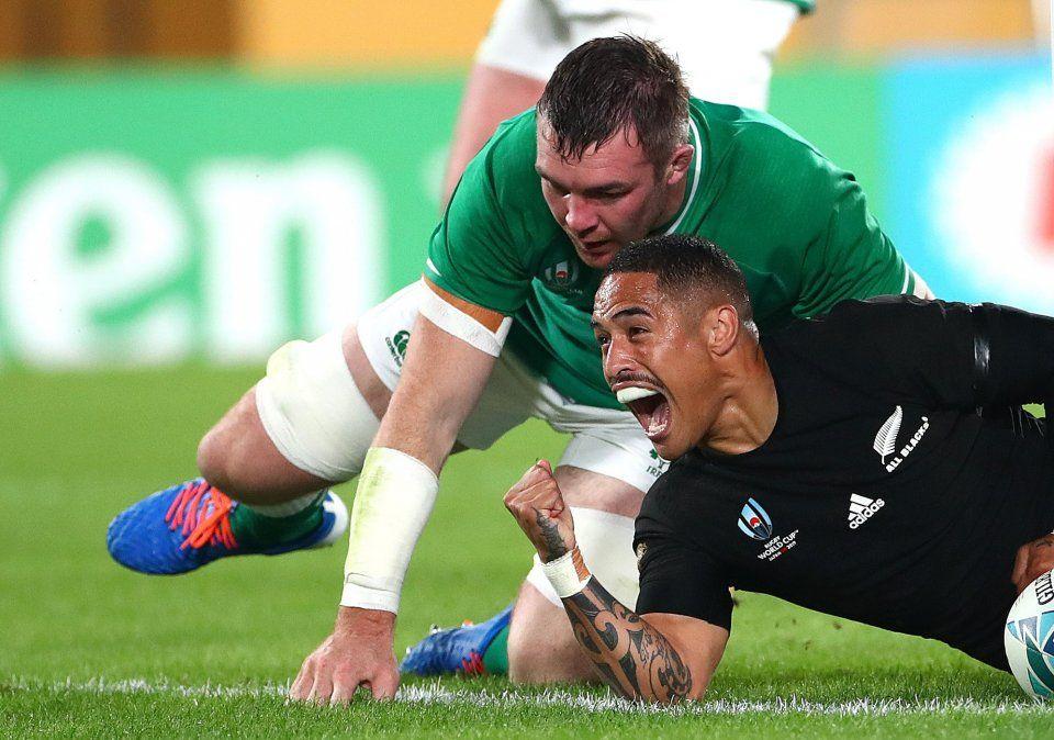 Nueva Zelanda e Inglaterra golearon y son semifinalistas
