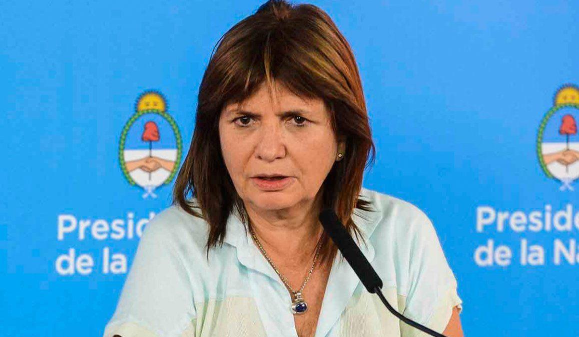 Patricia Bullrich: La machirula es Cristina