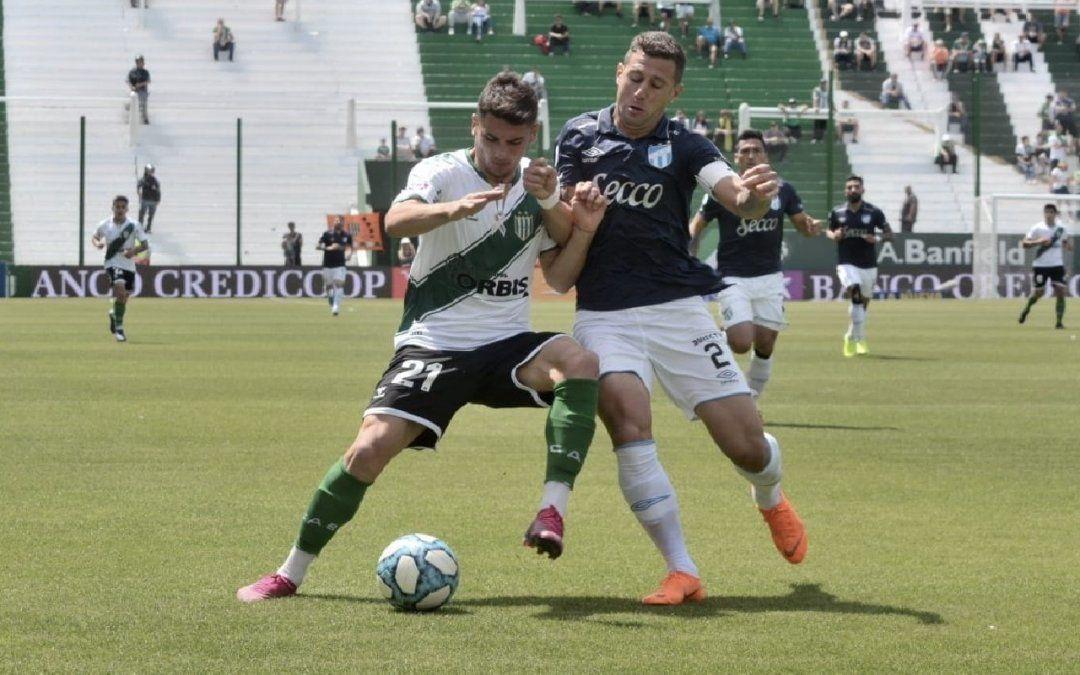 Sobre el epilógo, Atlético venció 2-1 a Banfield en el Florencio Sola