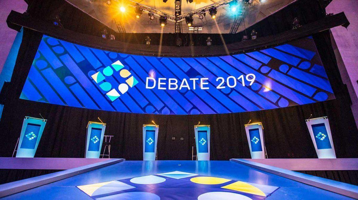 Los seis candidatos vuelven a verse las caras, esta vez en la UBA