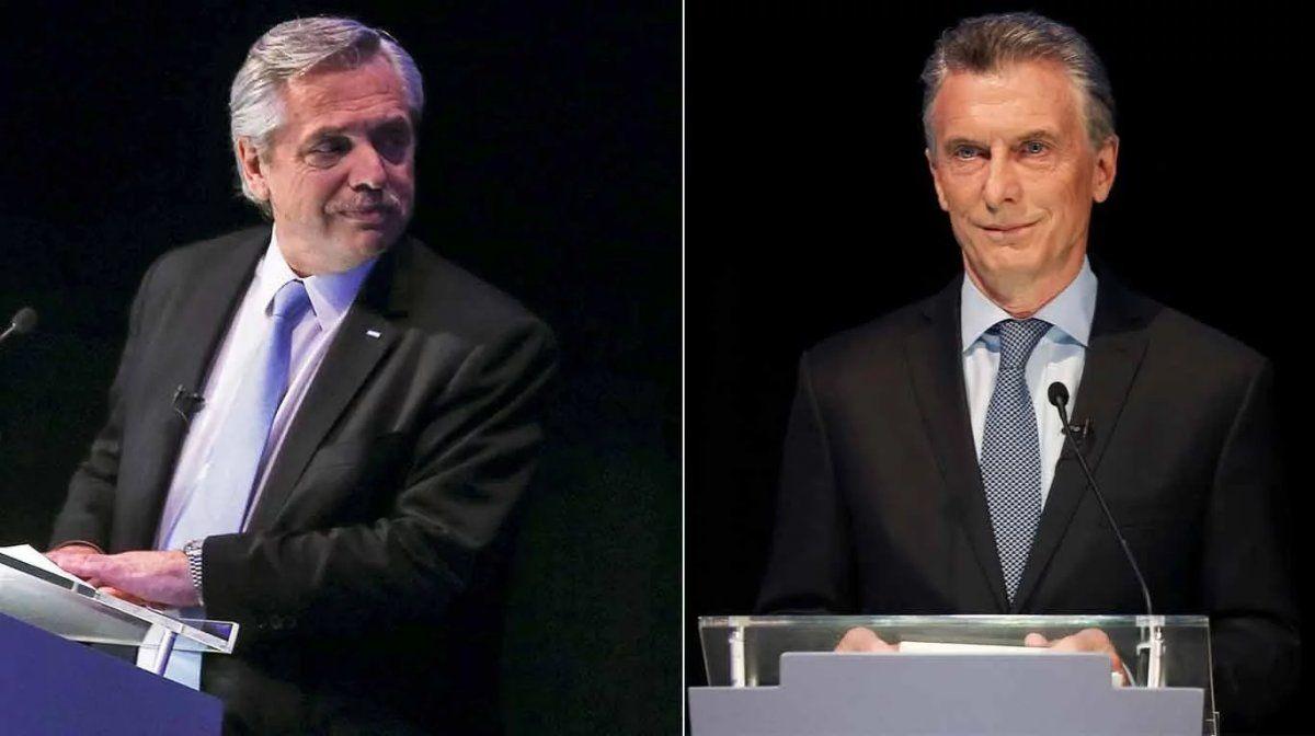 Las estrategias de Macri y Fernández para el último encuentro