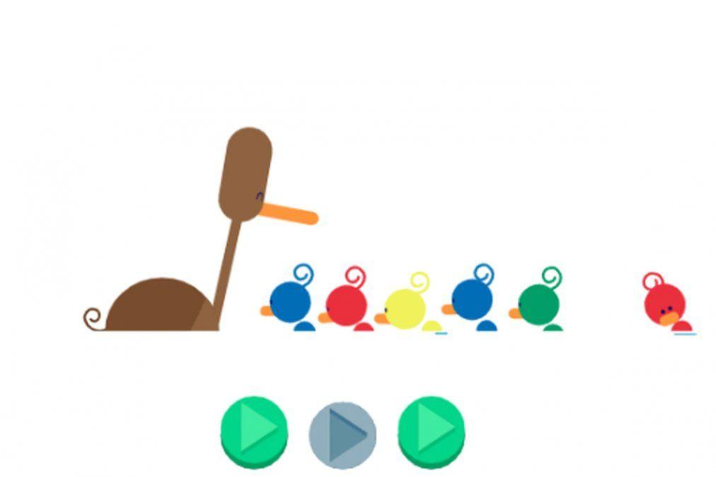 Google les dedica un homenaje con un doodle en su día