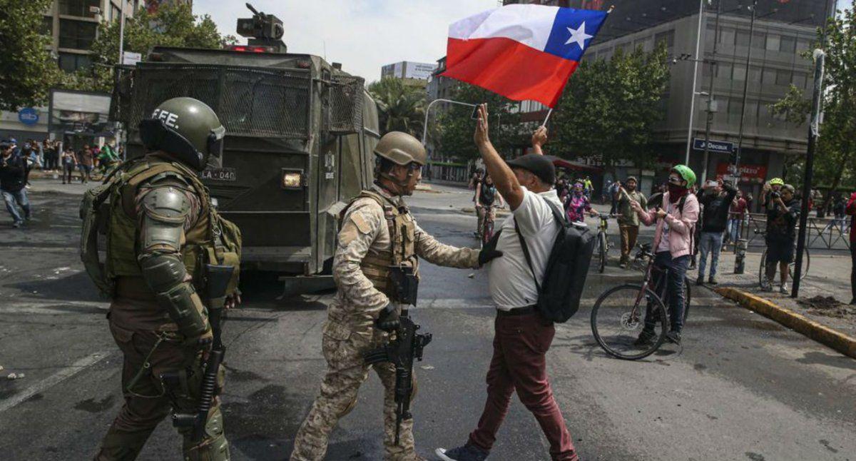 El Ejército impuso un nuevo toque de queda