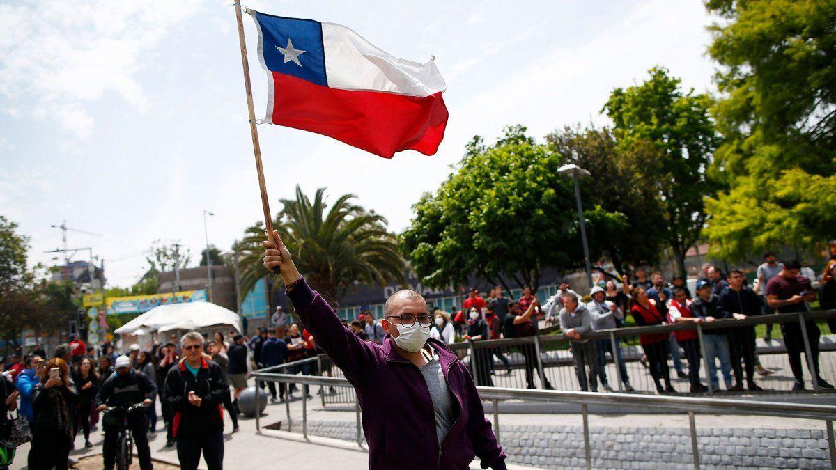 Chile vive días agitados