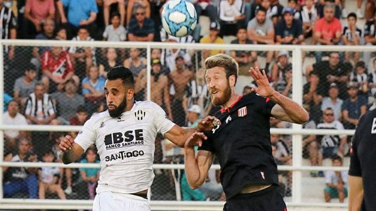 Estudiantes derrotó por la mínima a Central Córdoba (SdE)