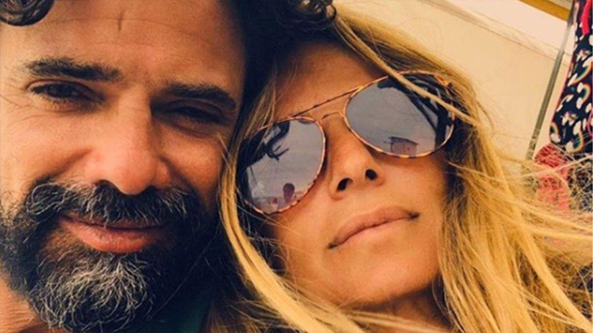 Volvió a las redes tras el escándalo con un romántico mensaje para Sabrina Rojas