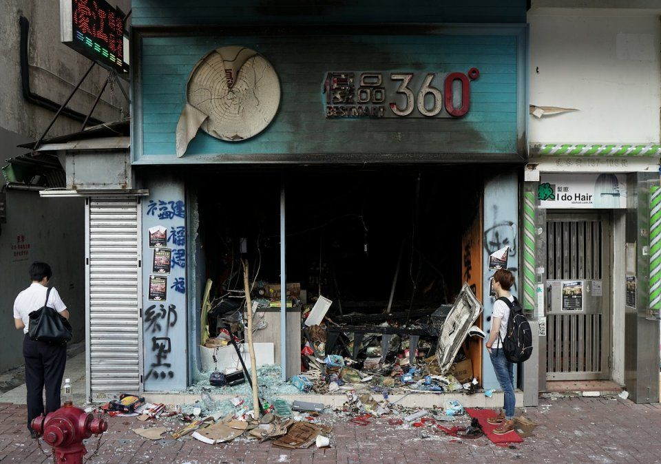La otra lucha de los comercios: la mayoría de seguros no cubre destrozos por disturbios sociales