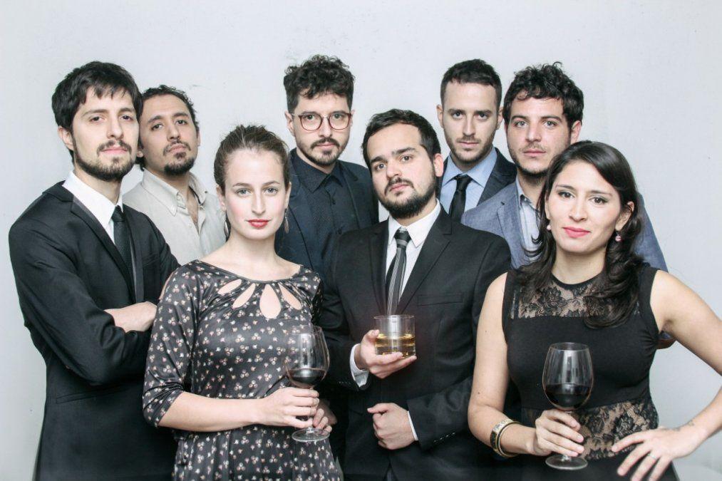 La banda trae su espectáculo a Tucumán.