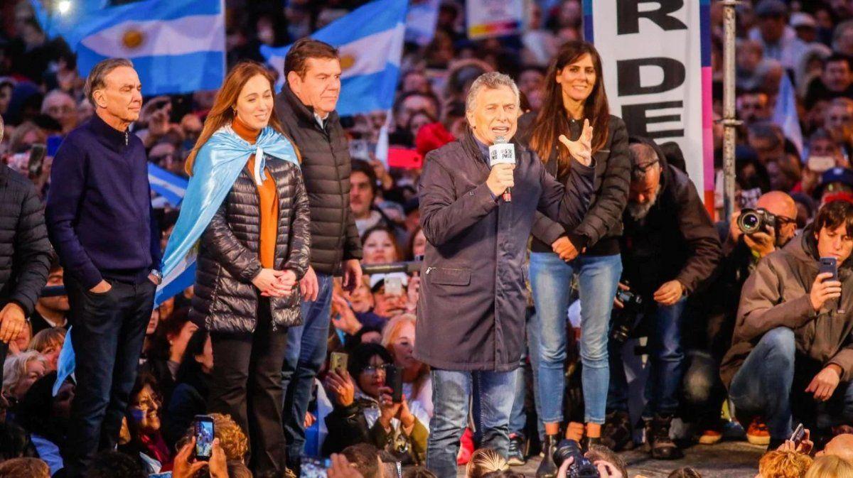 Macri pidió fiscalizar y cuidar el voto el domingo