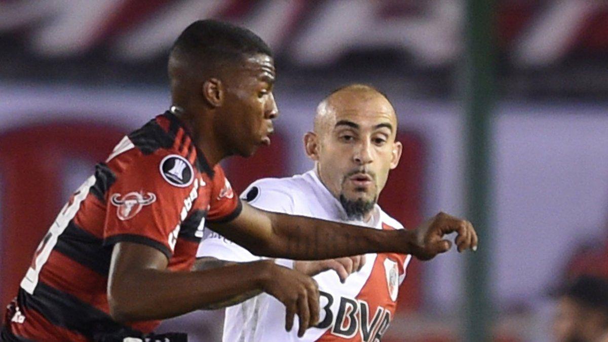 River y Flamengo será la final