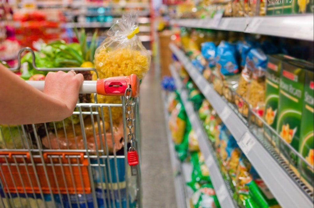 Remarcación: los alimentos continúan aumentando