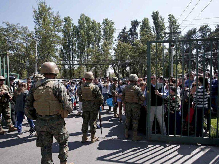 Chile se encuentro en estado de emergencia tras el estallido social