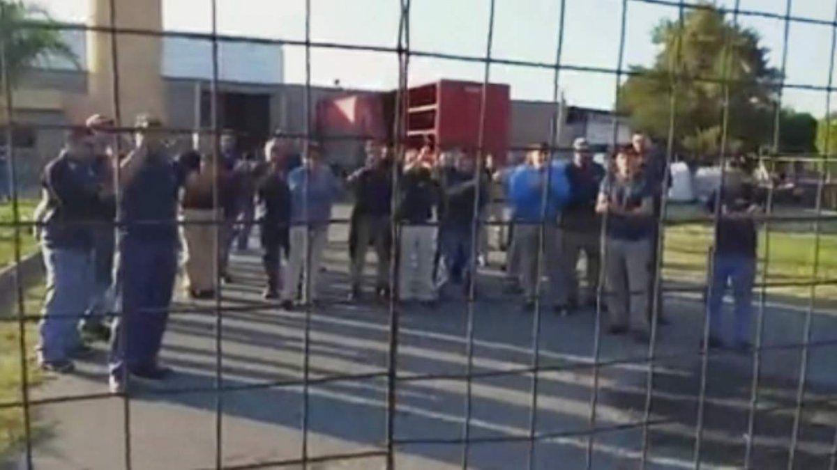 Reincorporaron a los cuatro trabajadores despedidos de Calorex